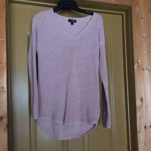 Ana blush sweater